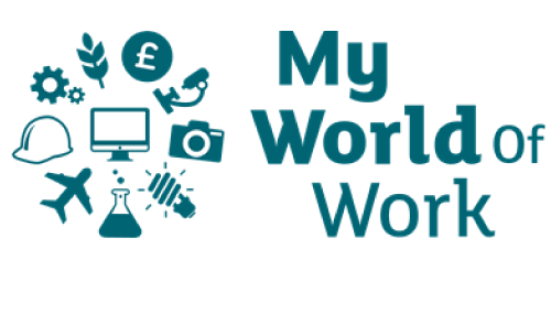 My World of Work logo